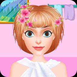 童话小公主甜心校园美发屋